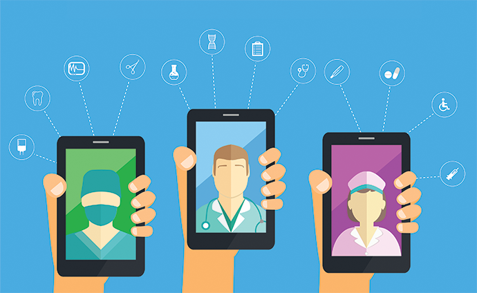 Healthcare app security key worry for providers