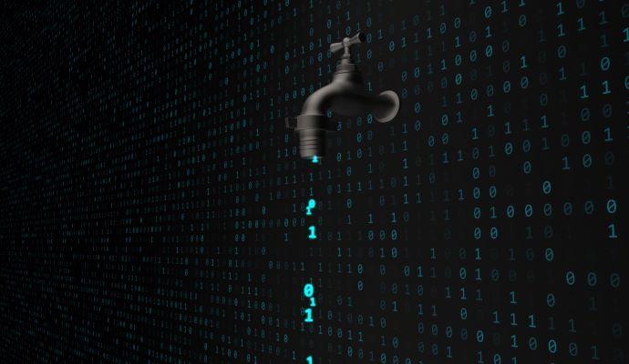 data leak extortion attempts healthcare data breach