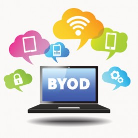 BYOD privacy concerns arise when employers have access to employee data.