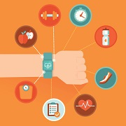 Mobile health security key issue for healthcare wearables